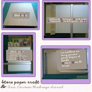 store paper craft