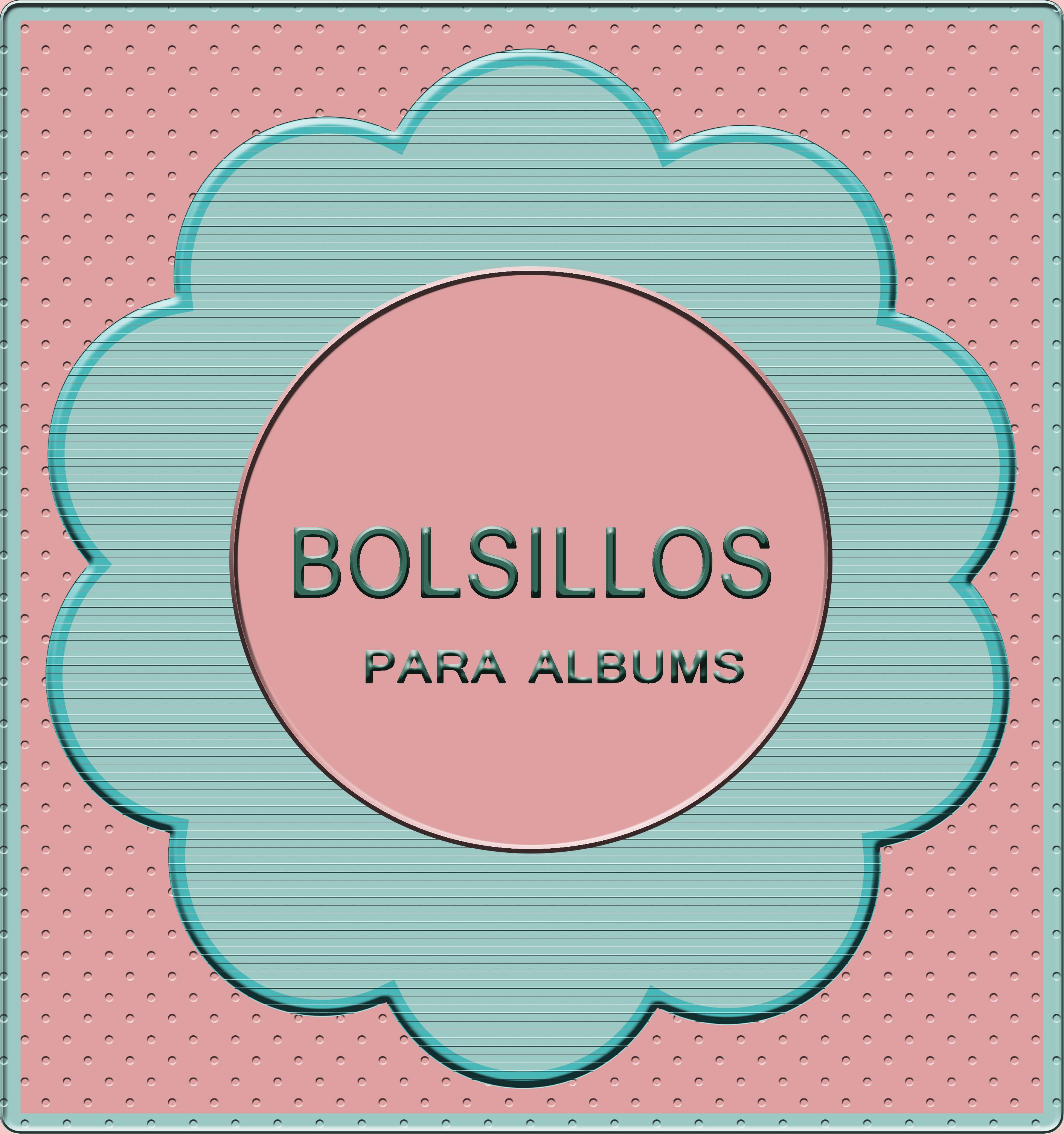 Bolsillos para mini albums de scrapbooking | Anascrapmola